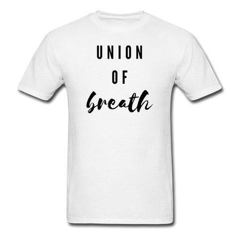 Yoga Union of Breath - Twin Carbon Clothing Co.