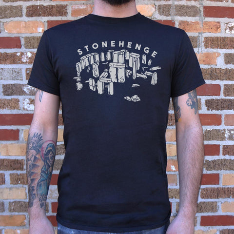 Stonehenge T-Shirt (Mens) - Twin Carbon Clothing Co.