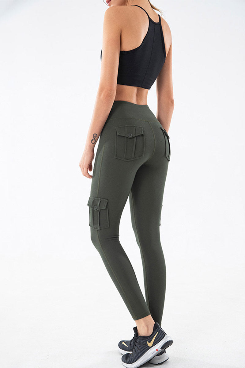 Women's Gym Leggings - Thigh Shaping Yoga Pants