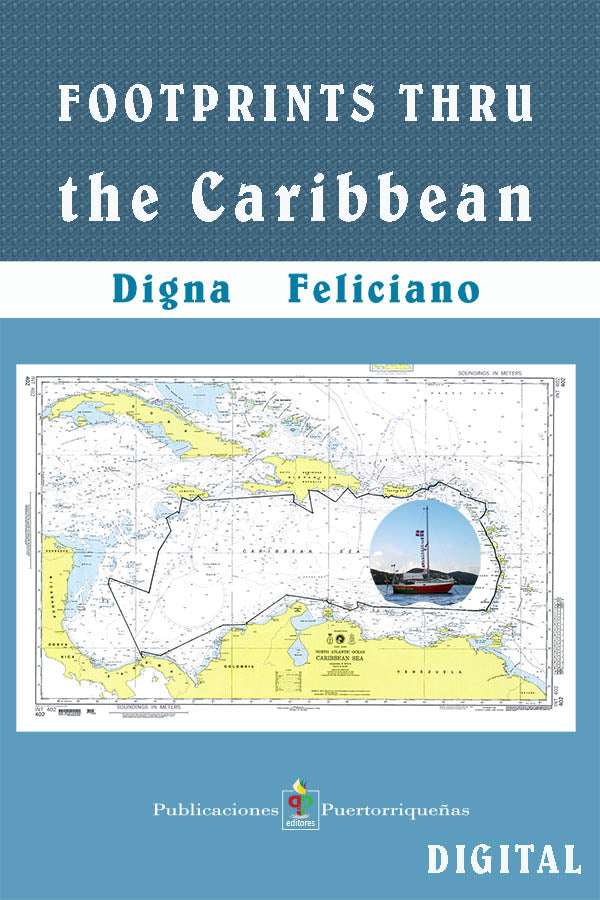 Footprints of the Caribbean - Ebook