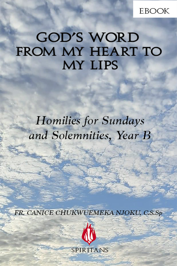 God's Word from my heart to my lips - Ebook