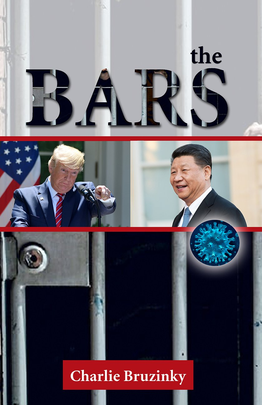 Behind the bars