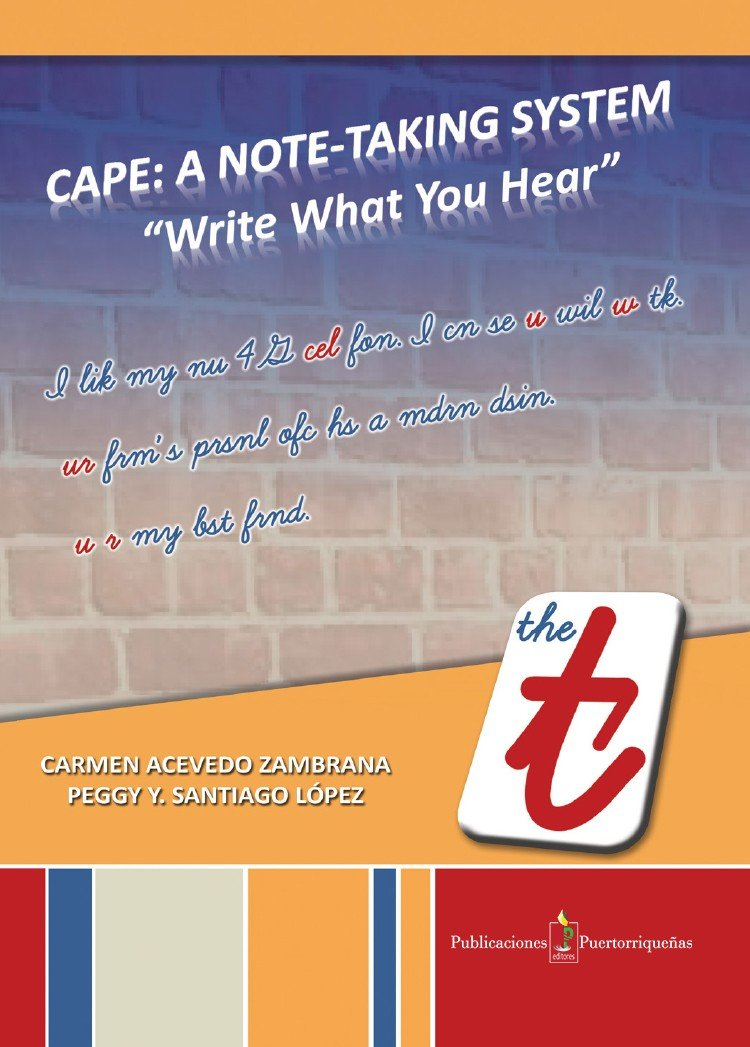 CAPE: A NOTE-TAKING
