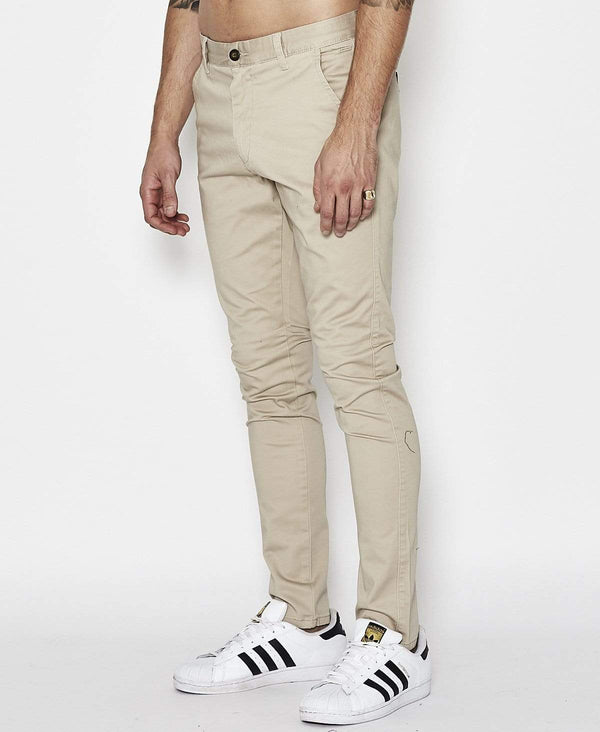Industrie The Cuba Chino Pants Stone