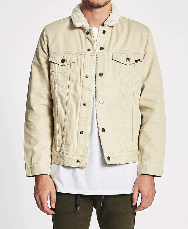 Industrie The Rambler Jacket Stone