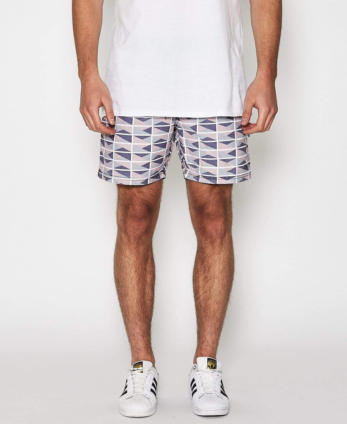 Kiss Chacey Paradime Cruiser Short Multi Colour