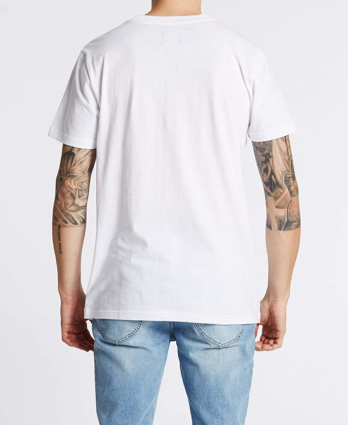 Lee Jeans Lee 89 T-Shirt White