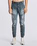 Nena & Pasadena Destroyer Pant Petrol Blue