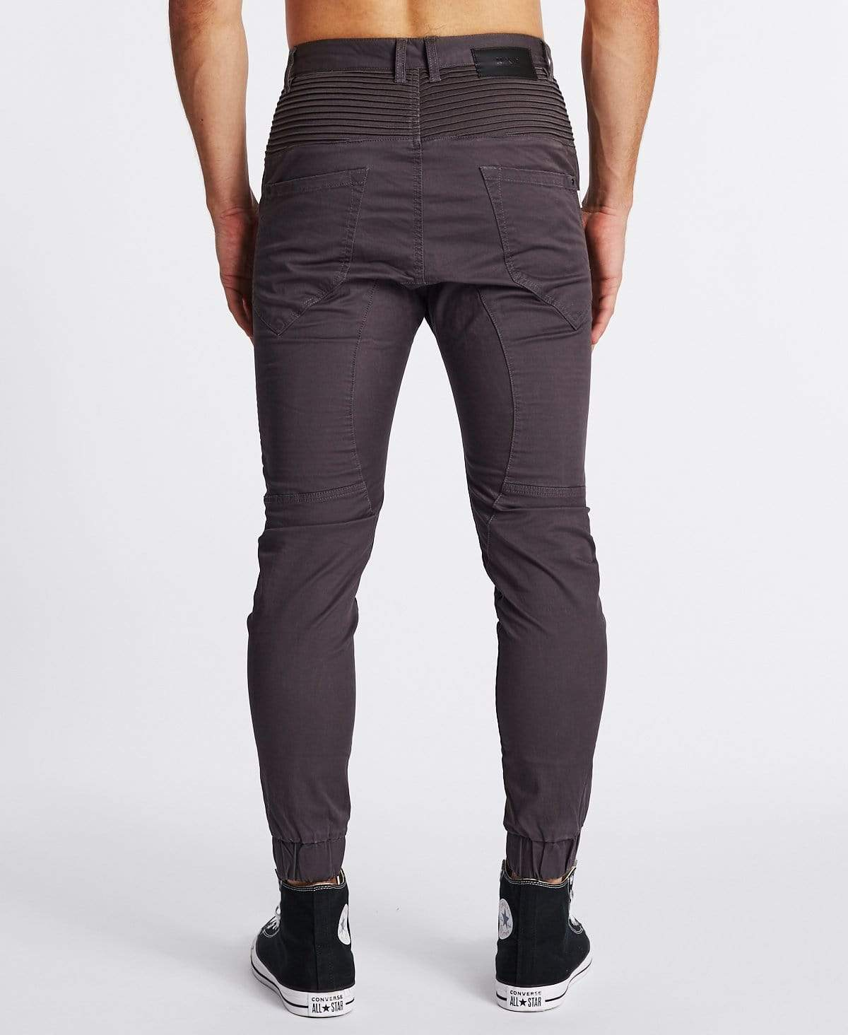 Nena & Pasadena Destroyer Pants Charcoal