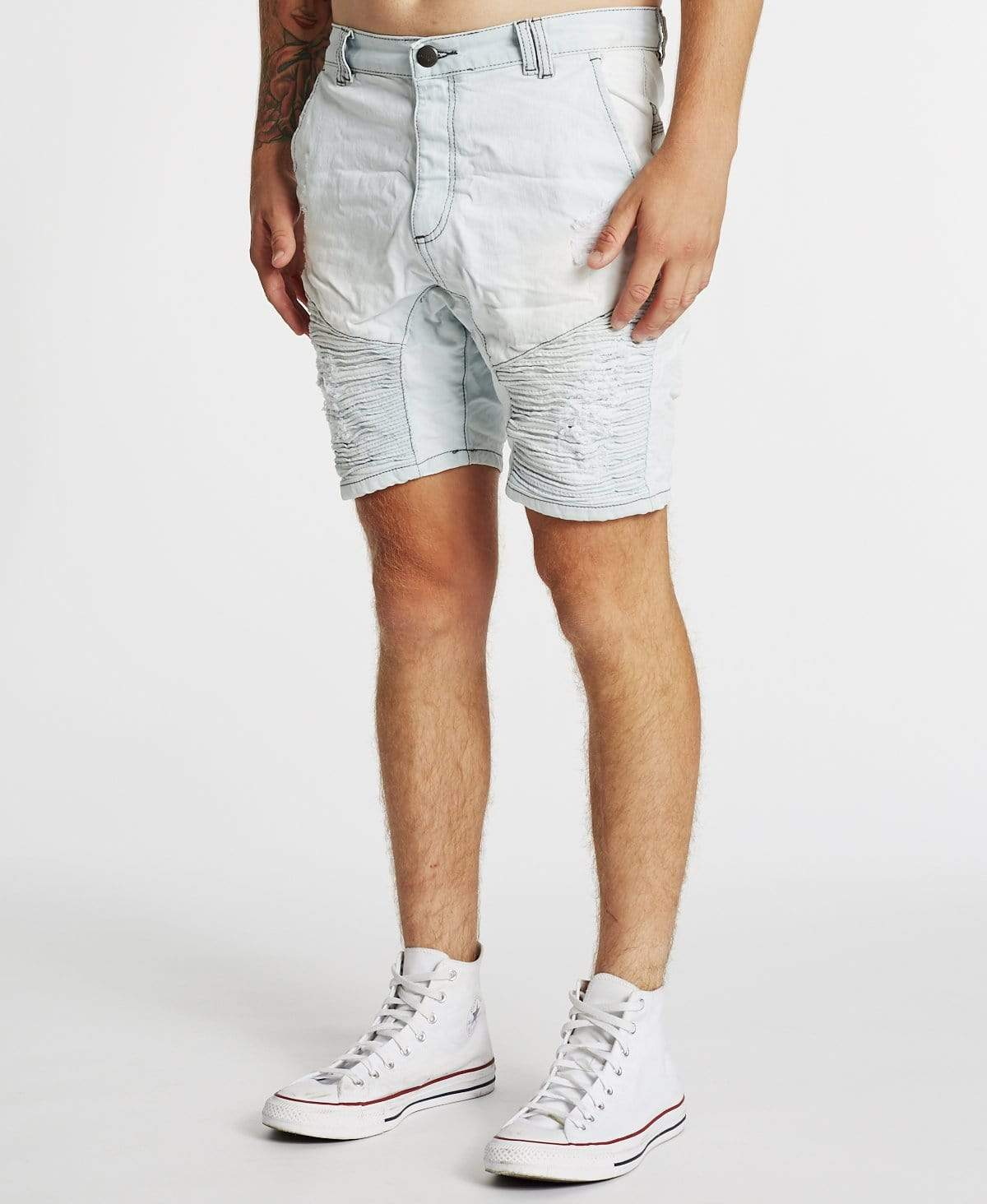 Nena & Pasadena Destroyer Shorts Hyper Wash