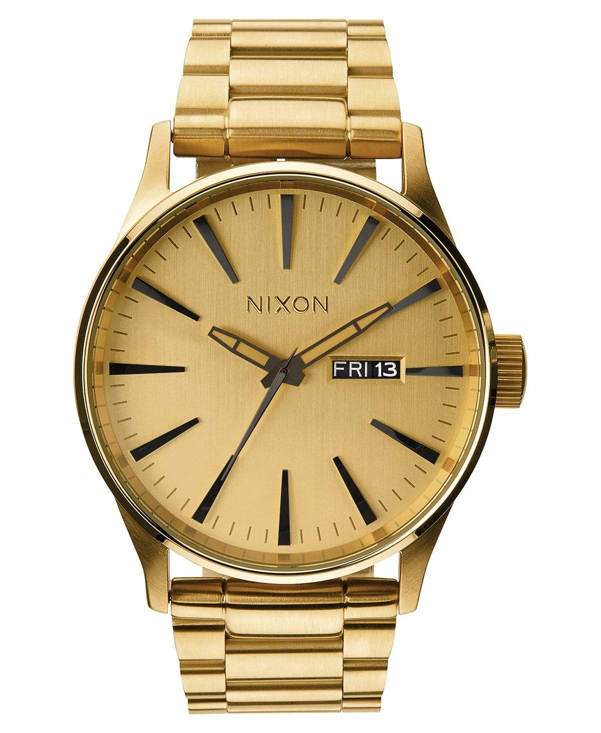 Nixon Sentry SS All Gold/Gold/Black