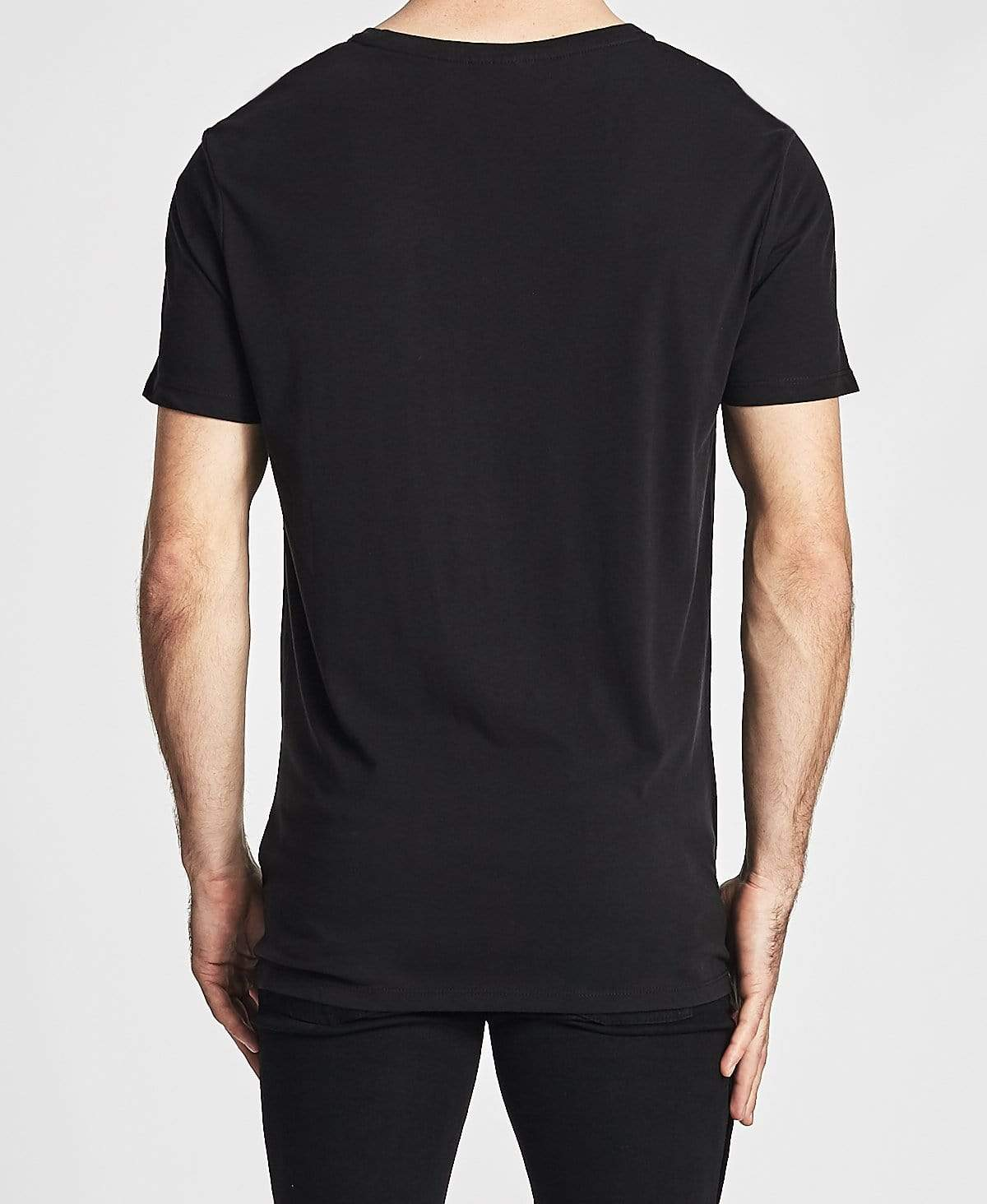 Nomadic Summit T-Shirt Jet Black