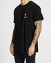 WNDRR Republic Custom Fit T-Shirt Black