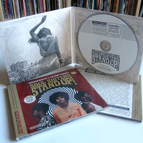 Soul Sisters, Stand Up! (CD)