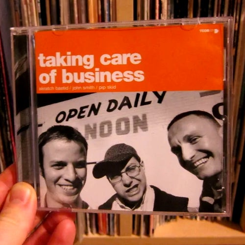 Taking Care Of Business (CD)