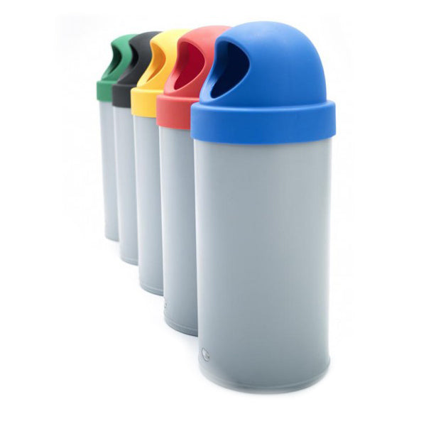 62 Litre Bin with Domed Lid
