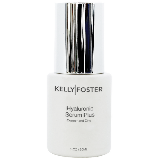<b>Hyaluronic Serum Plus</b><br>Plumping • Hydrating • Protective