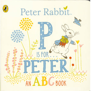 P is for Peter Board Book