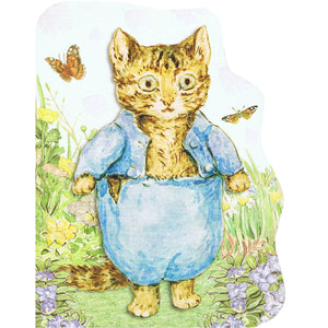 Tom Kitten Large Board Book– By Beatrix Potter