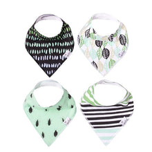 Load image into Gallery viewer, Copper Pearl Bandanna Bibs 4 Pack - Ranger