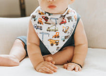 Load image into Gallery viewer, Copper Pearl Bandanna Bibs 4 Pack - Diesel