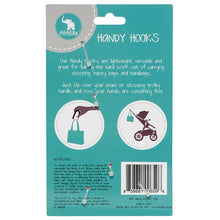 Load image into Gallery viewer, All4Ella Handy Hooks - Silver