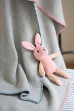 Load image into Gallery viewer, Button the Bunny Rattle