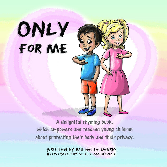 Only For Me Book