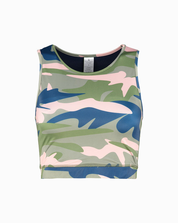 LIMITED EDITION Camufarre Crop