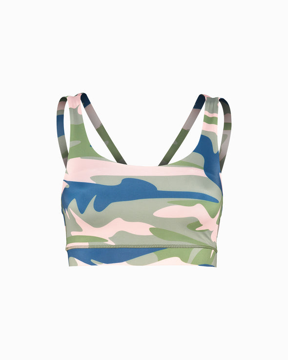 LIMITED EDITION Camufarre Sports Bra