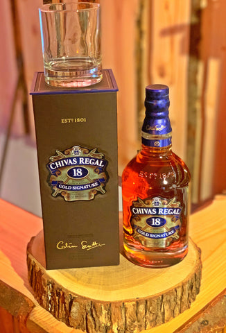 Chivas Regal 18 years Old Whiskey