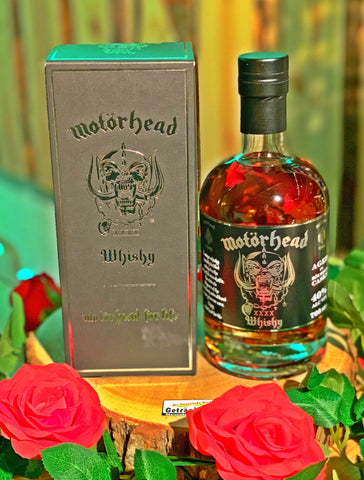 Motörhead WHISKY 40% - 0,70l LIMITED EDITION