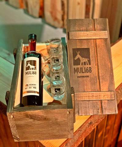 MULI68 STALL Holzbox