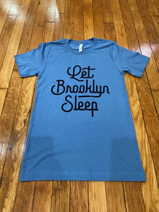 Brooklyn Tough - Blue