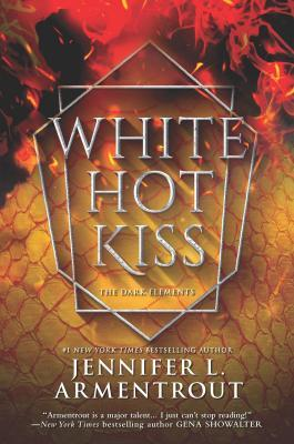 WHITE HOT KISS - *Signed Paperback