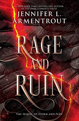 RAGE AND RUIN - *Signed Hardcover Copy*