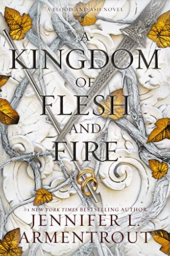 A Kingdom of Flesh and Fire - SIGNED PAPERBACK