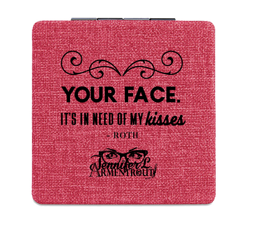 YOUR FACE WHK Compact Mirror
