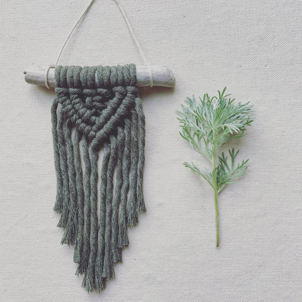 Ornament/Mini Wall Hanging
