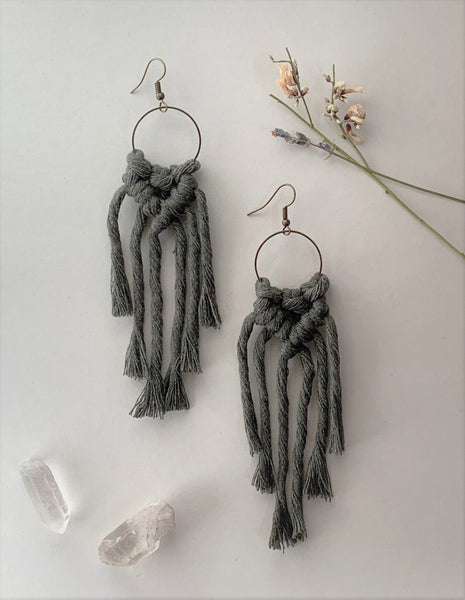 Long V Earrings - Original