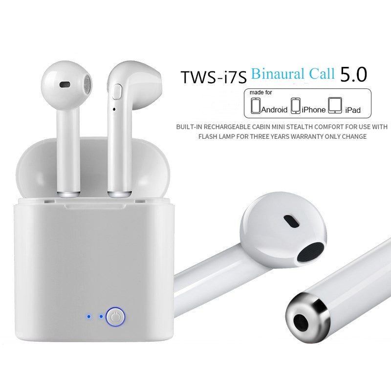 TWS Wireless Bluetooth Earphones - Trending2
