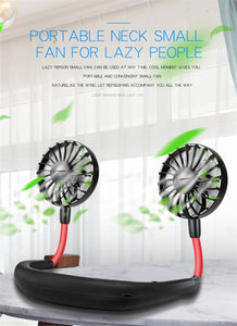 Lazy Neck Fan - Trending2