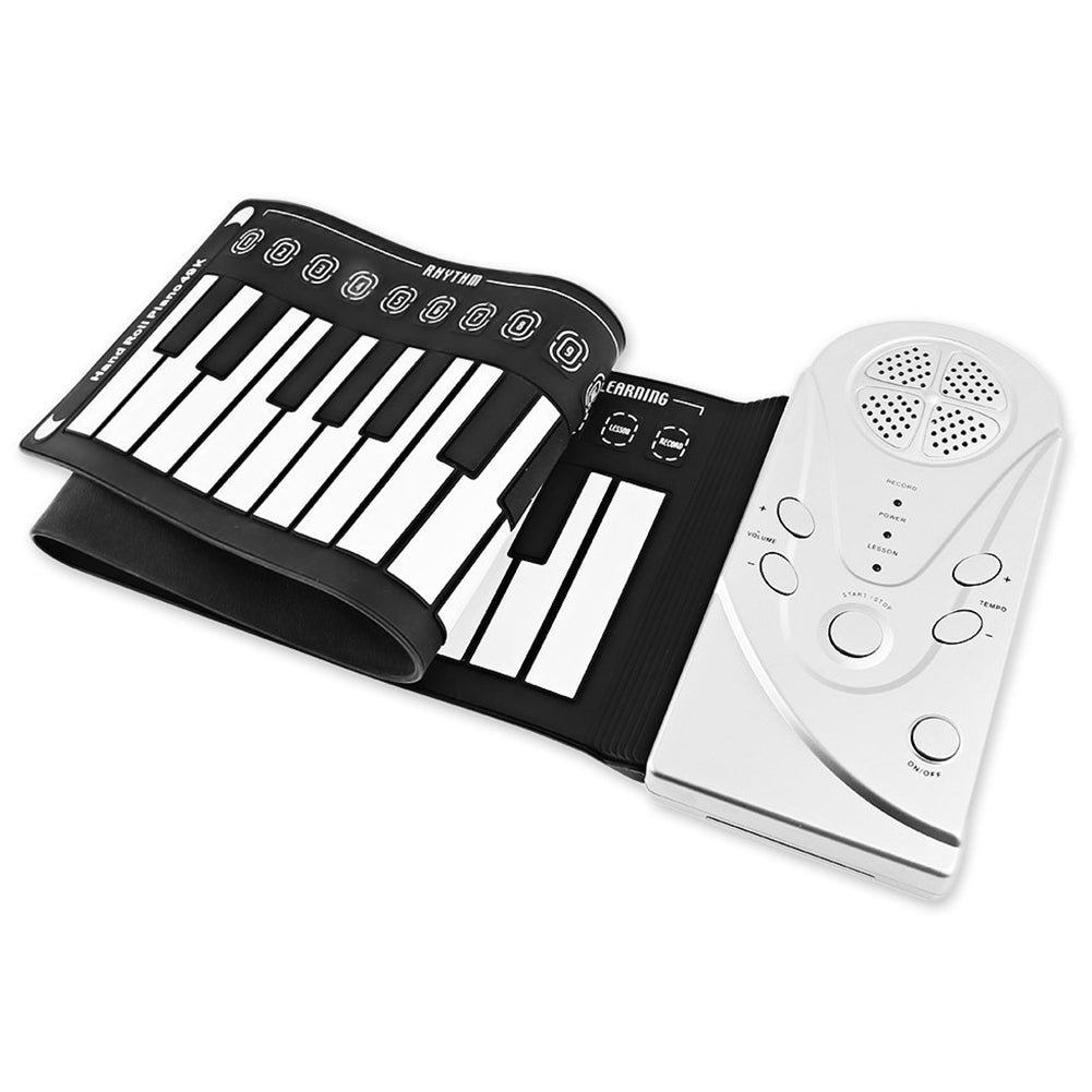 Hand roll portable piano - Trending2