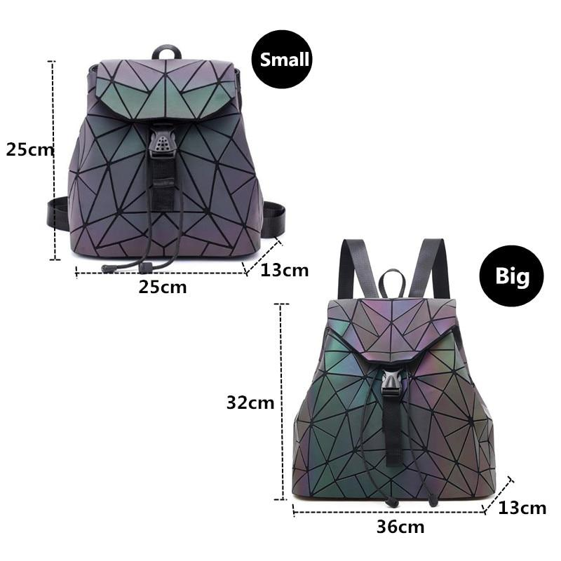 holographic backpack - Trending2