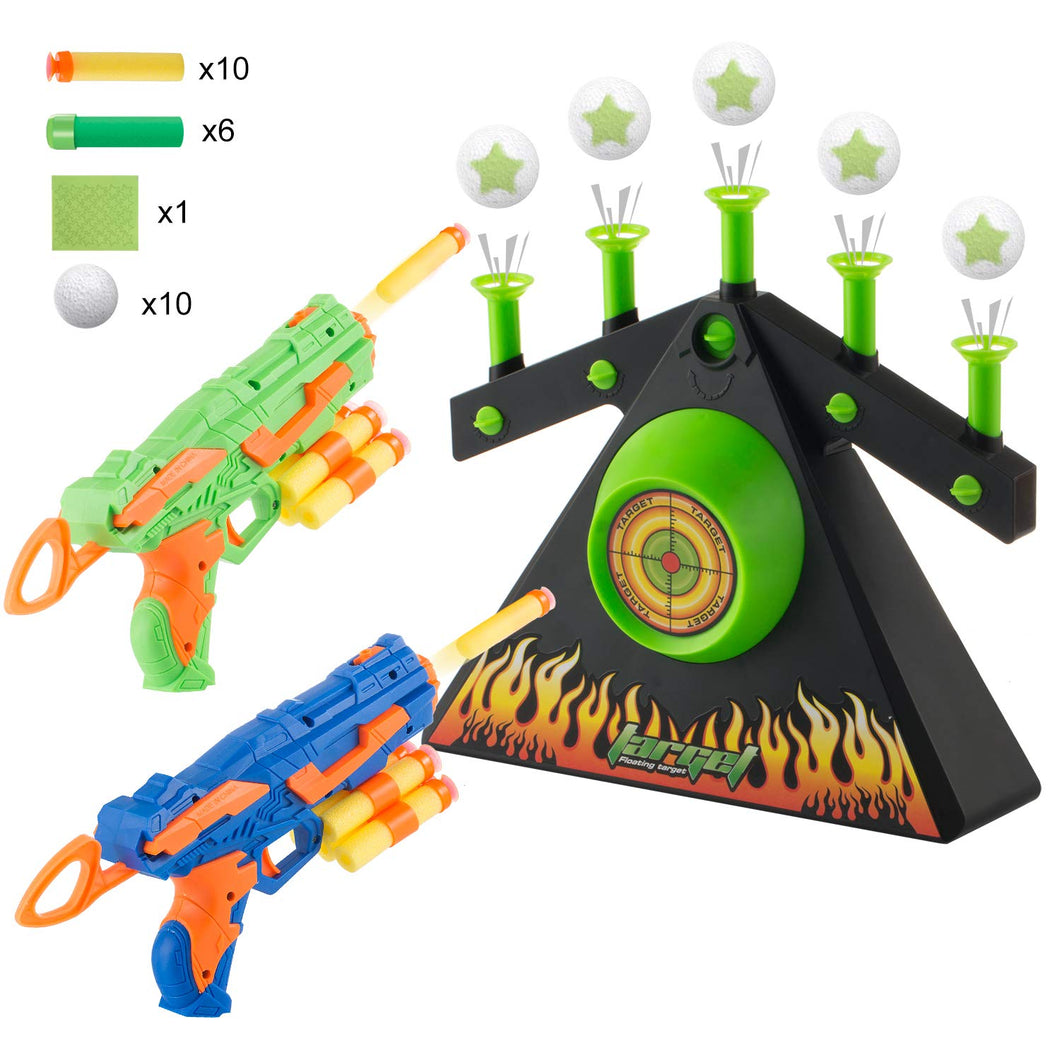 Floating Target Shooting Game - Trending2