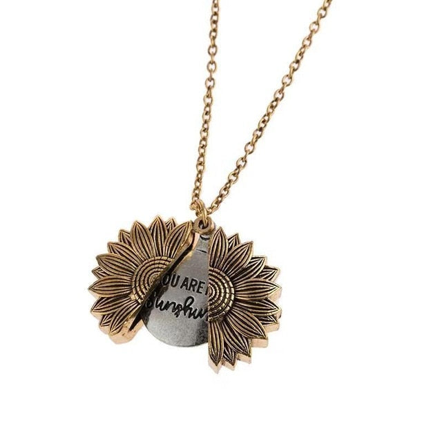 You Are My Sunshine Necklace - Free Worldwide Shipping from The US - Trending2
