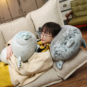 angry seal pillow - Trending2