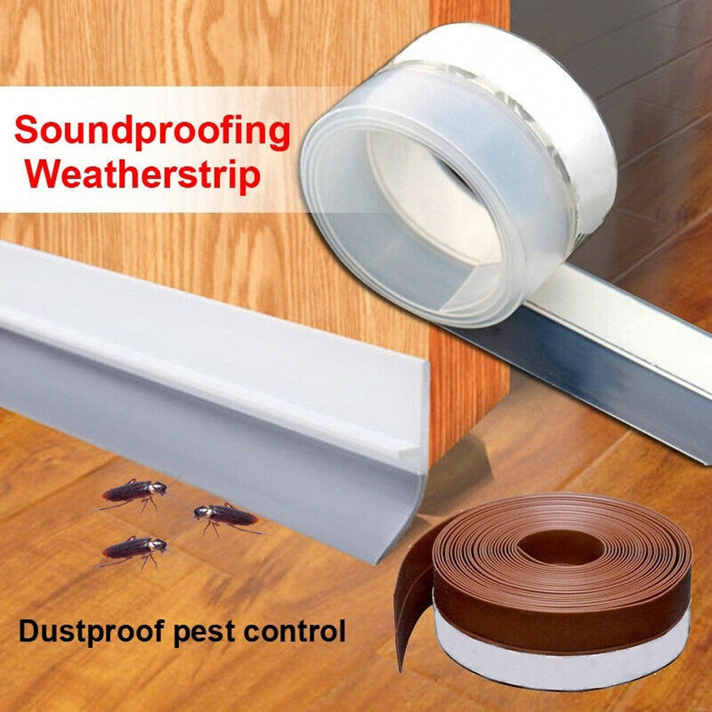Weather stripping door seal strip - Trending2