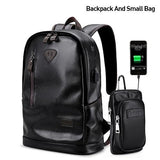 mens leather backpack - Trending2
