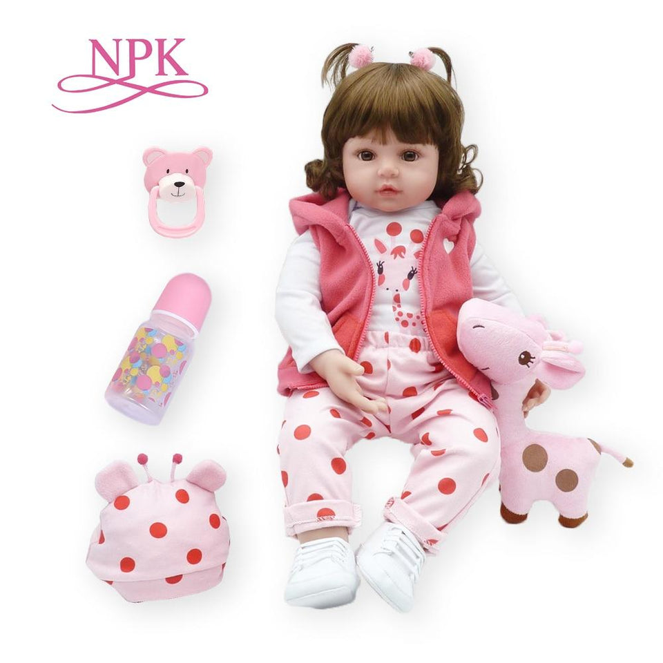 Full body silicone baby - Trending2